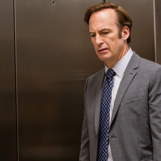 BTS, Bob Odenkirk as Jimmy McGill in Better Call Saul - Season 2, Episode 7. Photo Credit: Ursula Coyote/Sony Pictures Television/AMC