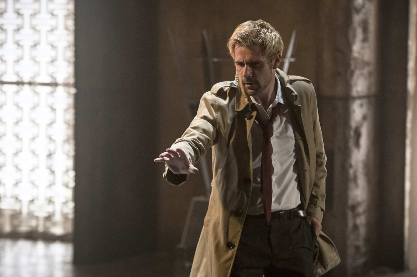 Like Magic Constantine Will Rise From the Dead on CW Seed As
