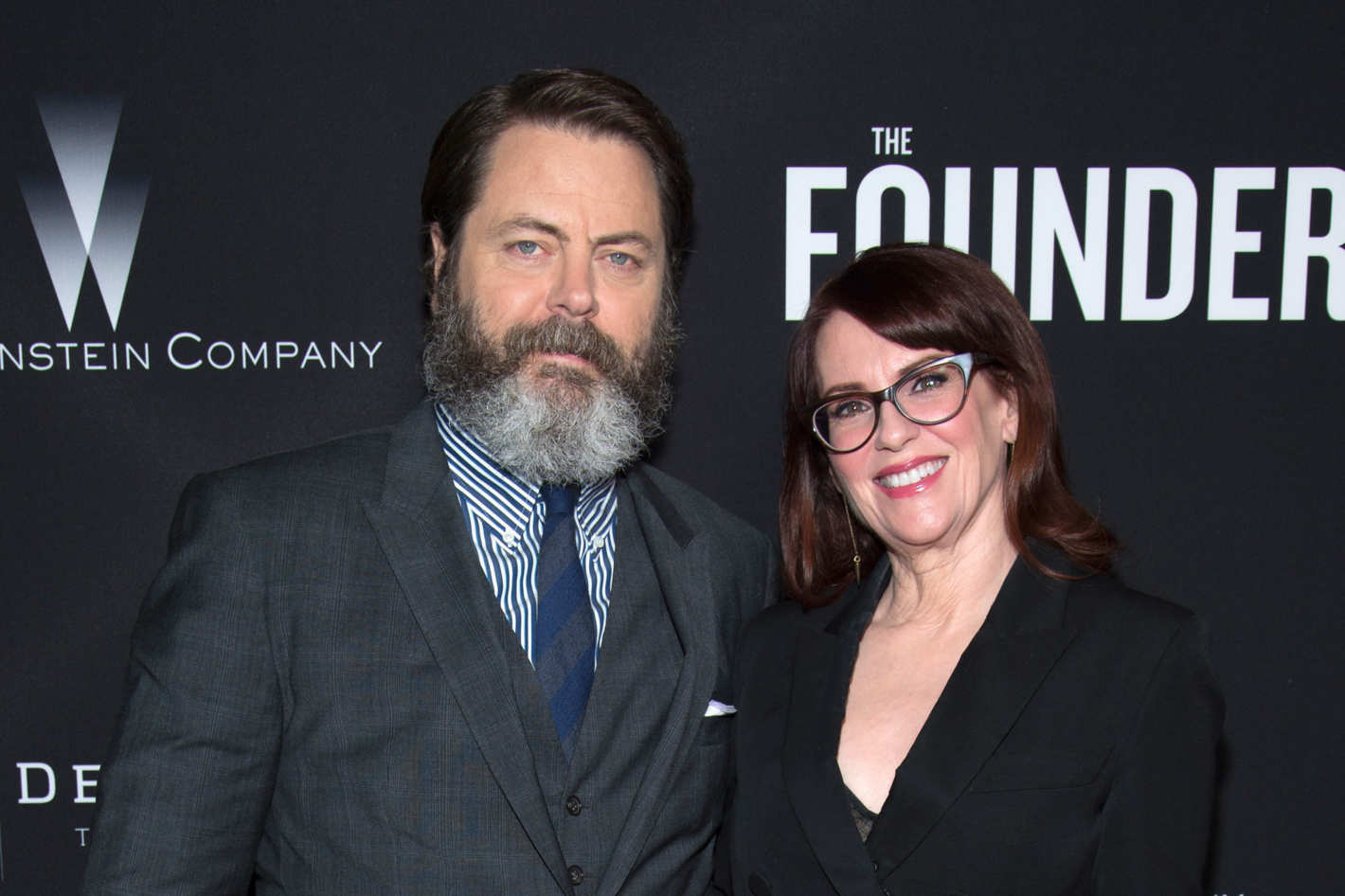 Megan Mullally Nick Offerman And Megan Mullally Get Comedy Special So You Can