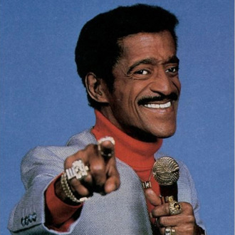 Sammy Davis Jr Posed