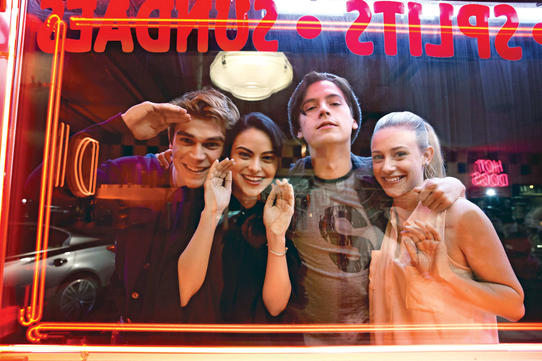 Archie's Long, Dark Journey to 'Riverdale'