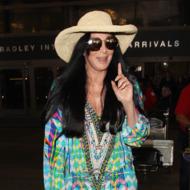 Celebrity Sightings In Los Angeles - July 12, 2015
