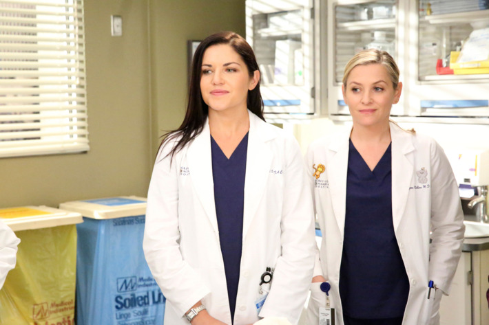 Grey\'s Anatomy Recap, Season 13, Episode 13: The First Time