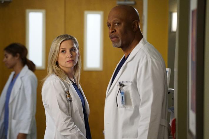 Greys Anatomy Recap Back Where You Belong