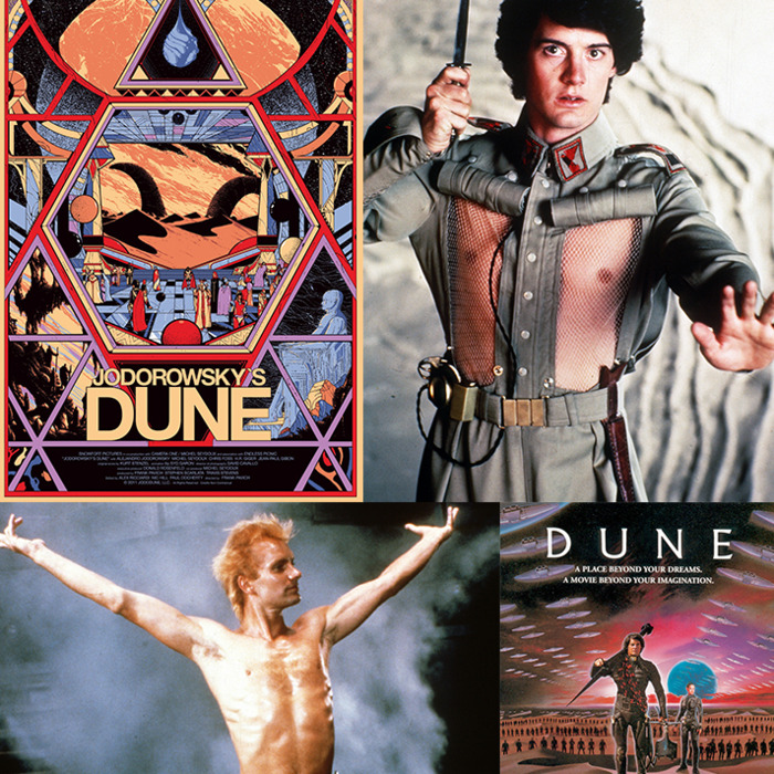 Looking Back At All The Utterly Disastrous Attempts To Adapt Dune