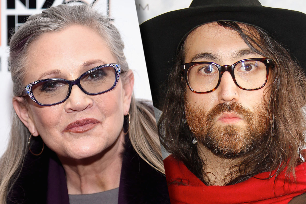 Sean Lennon And Willow Smith Sing A Song By Carrie Fisher
