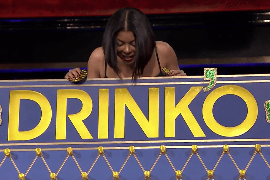 If Only We Could All Be So Lucky to Play a Drinking Game With Taraji P. Henson