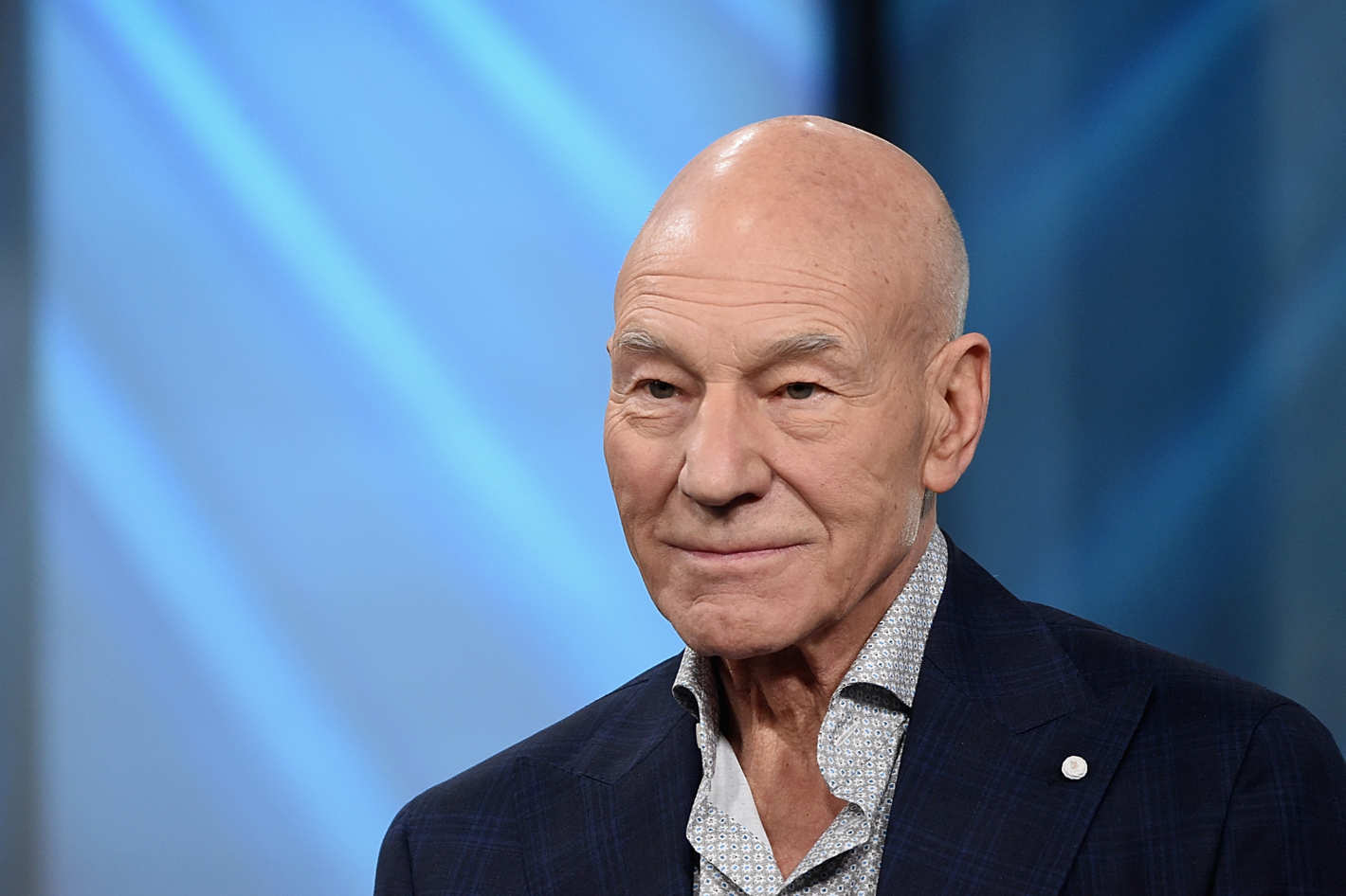 Patrick Stewart Uses Medicinal Marijuana to Treat His Arthritis, and He Ain't Ashamed