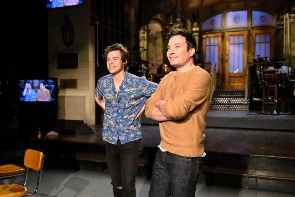 Jimmy Fallon / Harry Styles