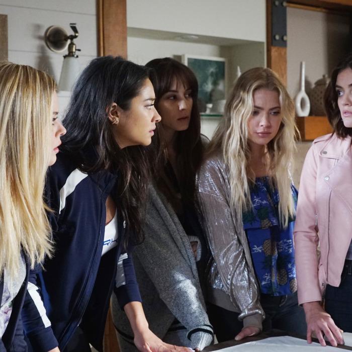 Pretty Little Liars Recap Season 7 Episode 11 Playtime
