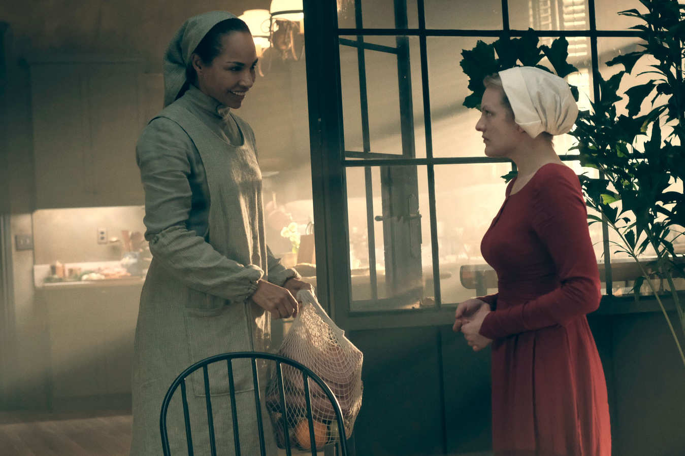 the handmaids tale About the programme multi-emmy-winning us drama series set in a dystopian society that treats women as property of the state, forcing many into sexual servitude to repopulate a.