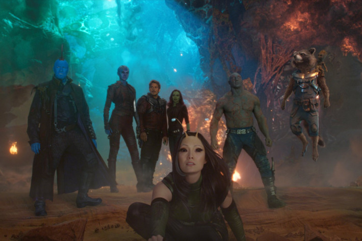 The Collector Marvel Guardians Of The Galaxy