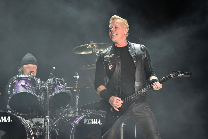 Metallica Are Still A Very Good Live Band