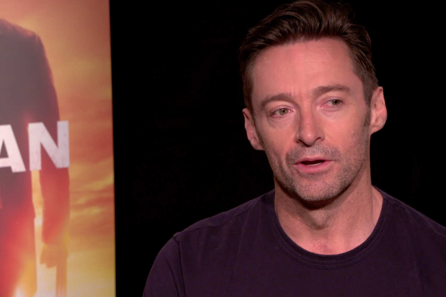 pics Watch Hugh Jackman Transform From Nice Guy To Wolverine