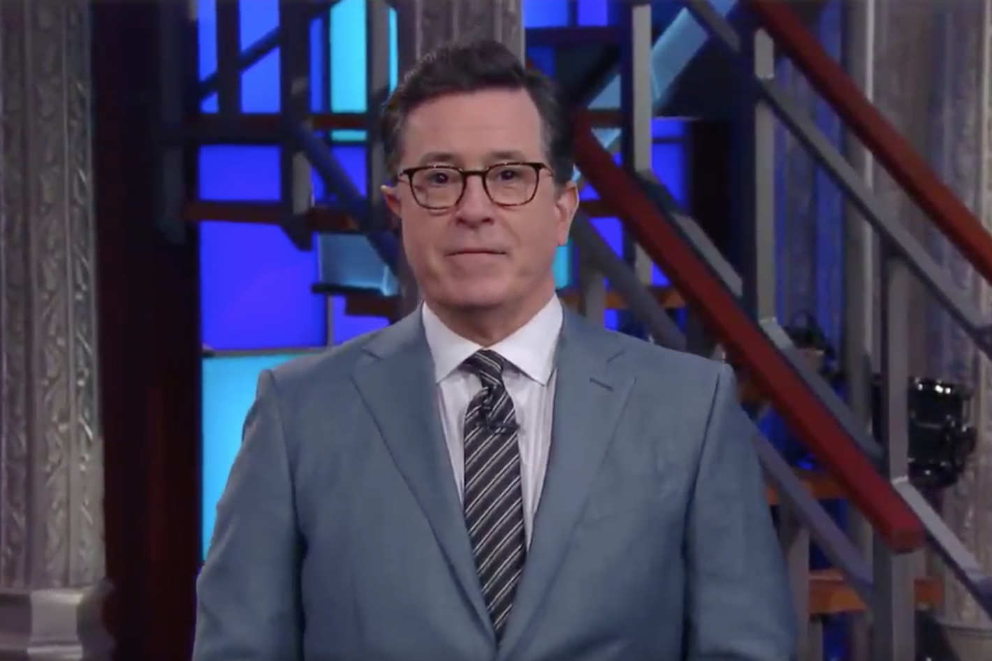 Colbert Explains $2 Trillion Math Error in Trump's Budget