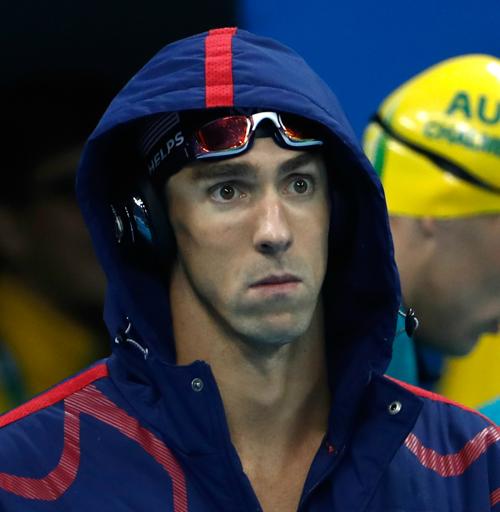 Shark Week\' Pits Michael Phelps Against a Great White Shark