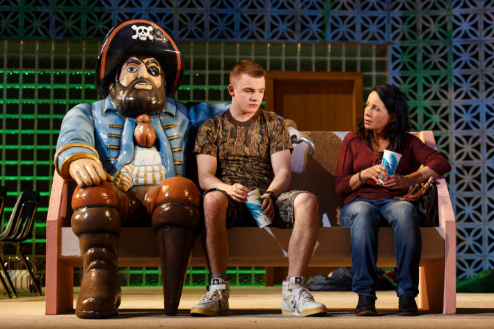 Theater Review: Going Back in Time, in \'Marvin\'s Room\'