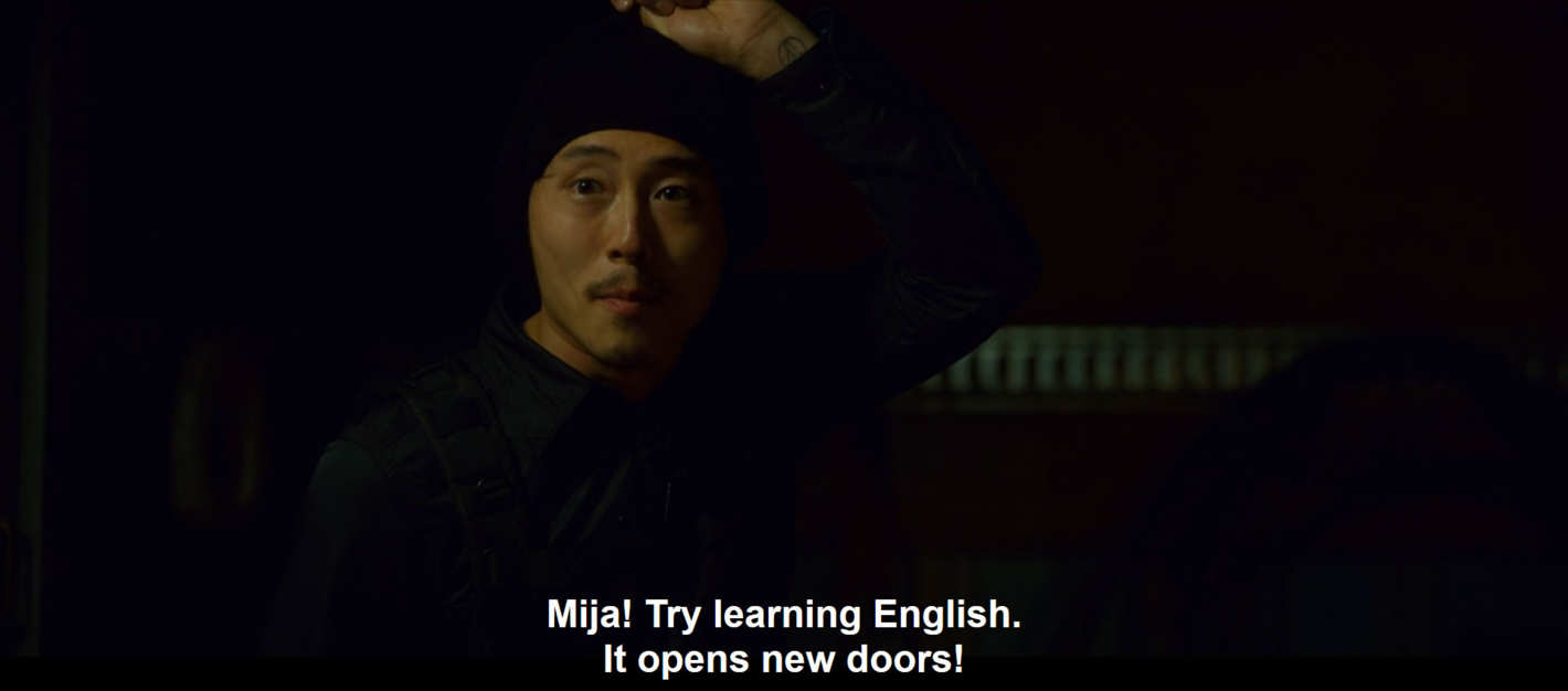 Okja Did You Catch The Joke For Korean Americans