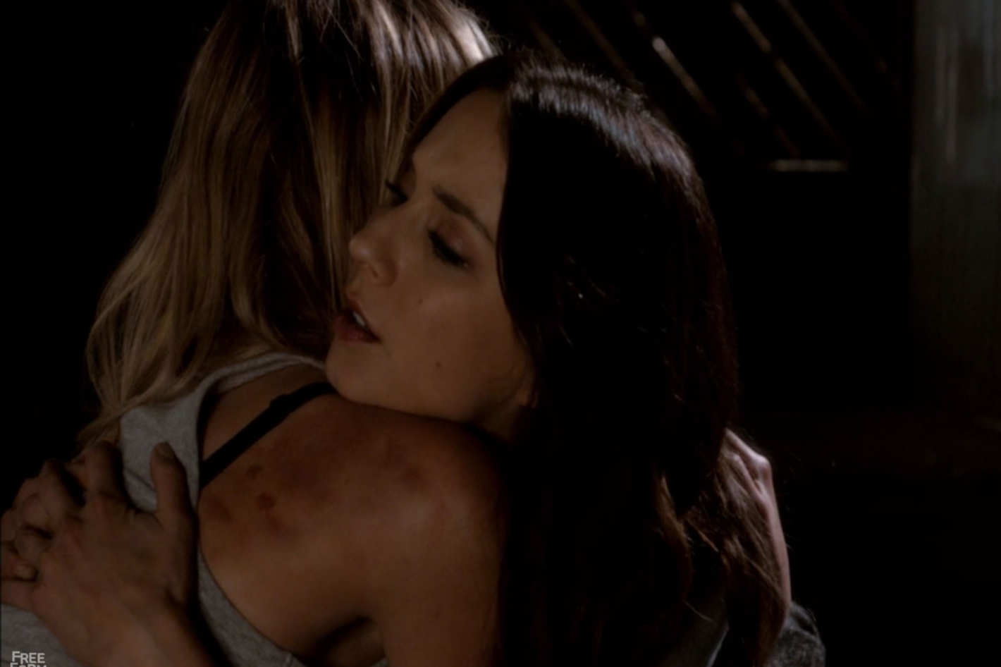Hanna Sex Scene pretty little liars' big finale twist: all the clues
