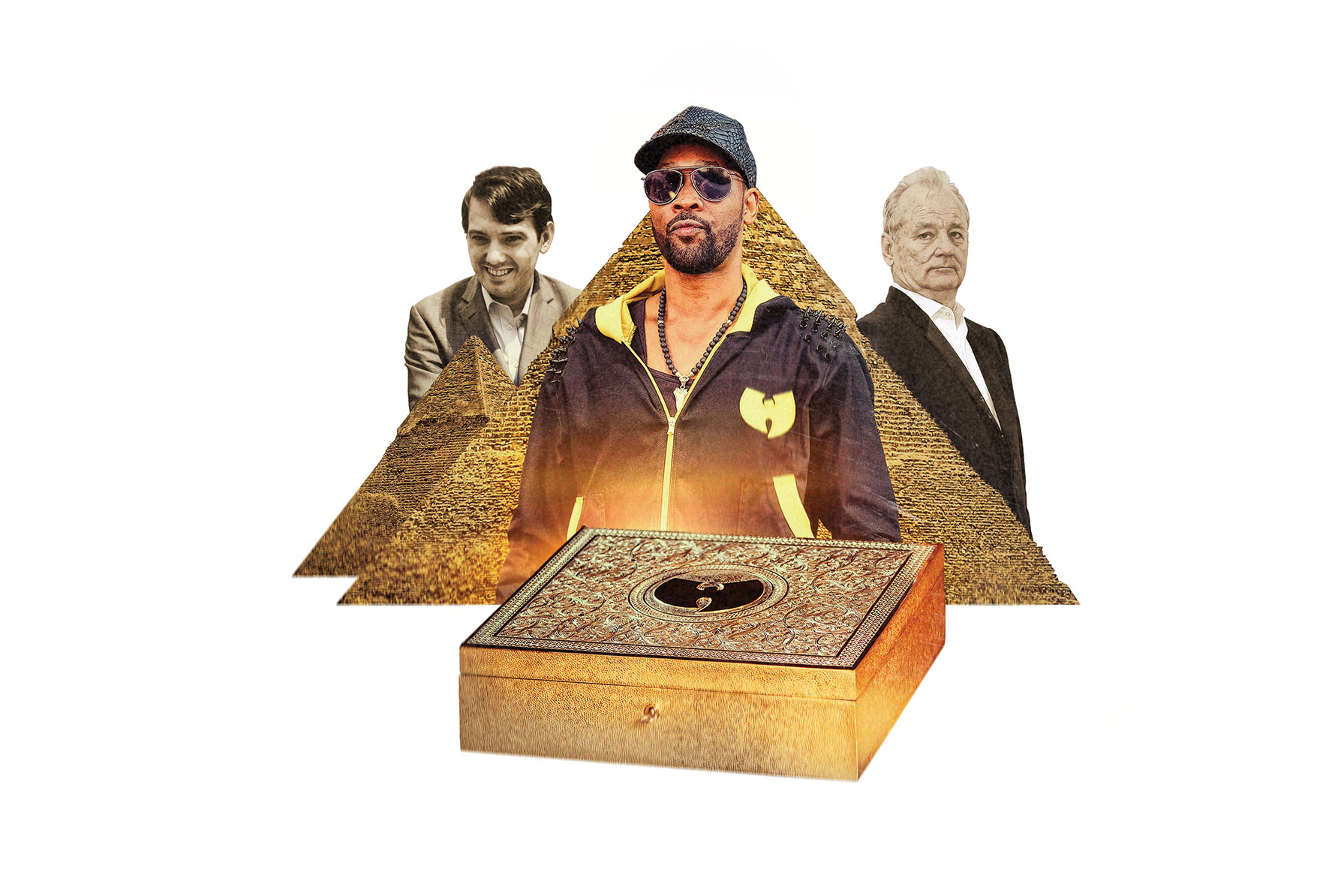 The Story Behind Martin Shkreli and That Wu-Tang Album