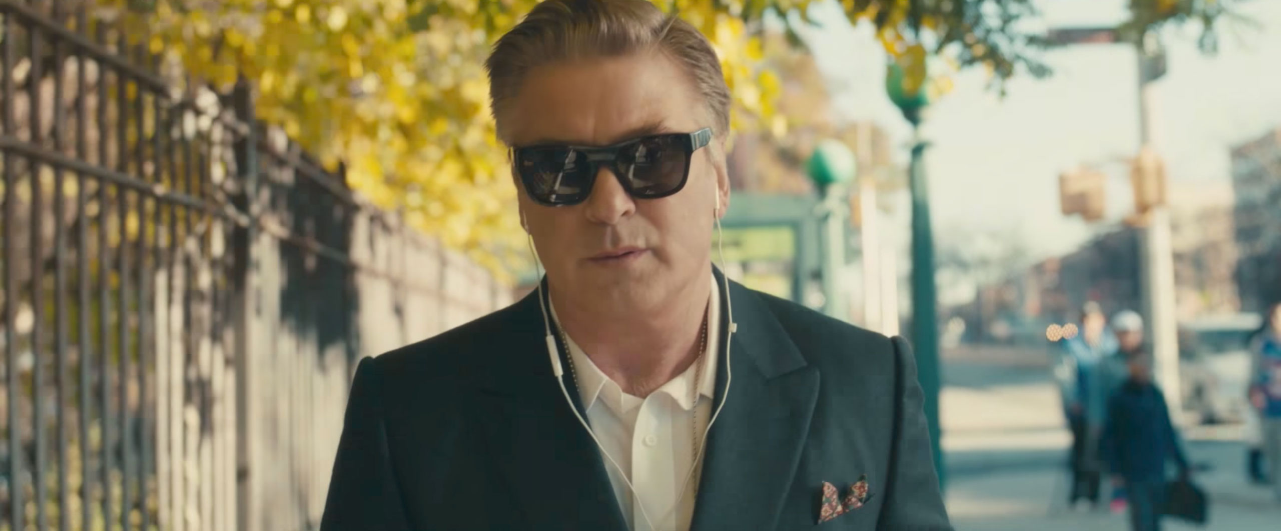 Blind Director Responds to Alec Baldwin Casting Criticism