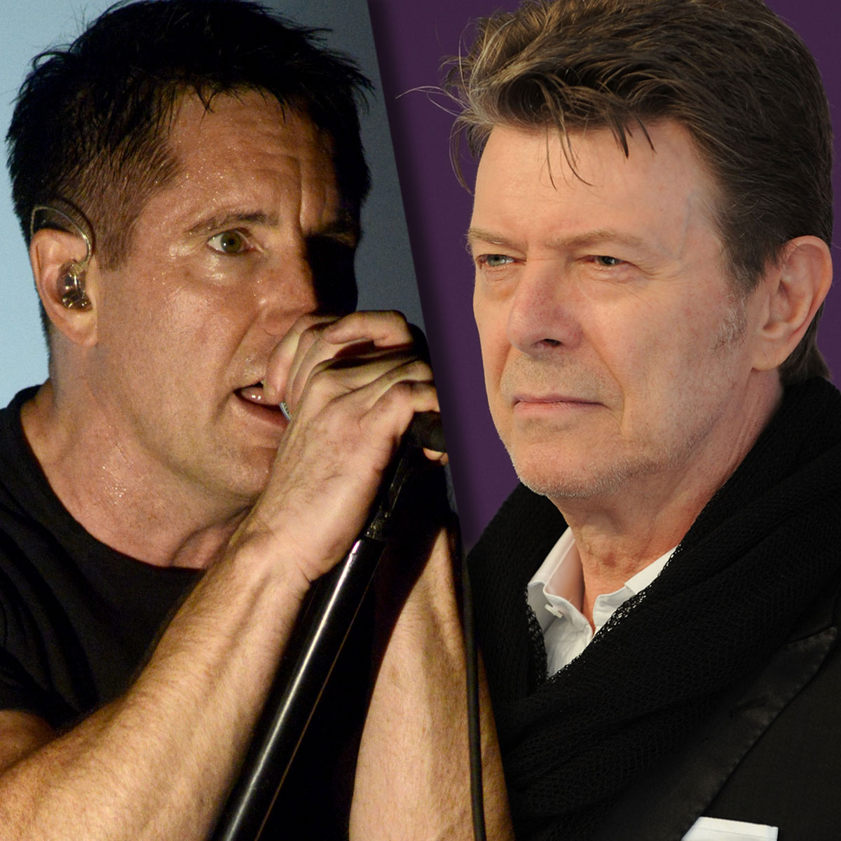 Nine Inch Nails Cover Bowie\'s \'I Can\'t Give Everything Away\'