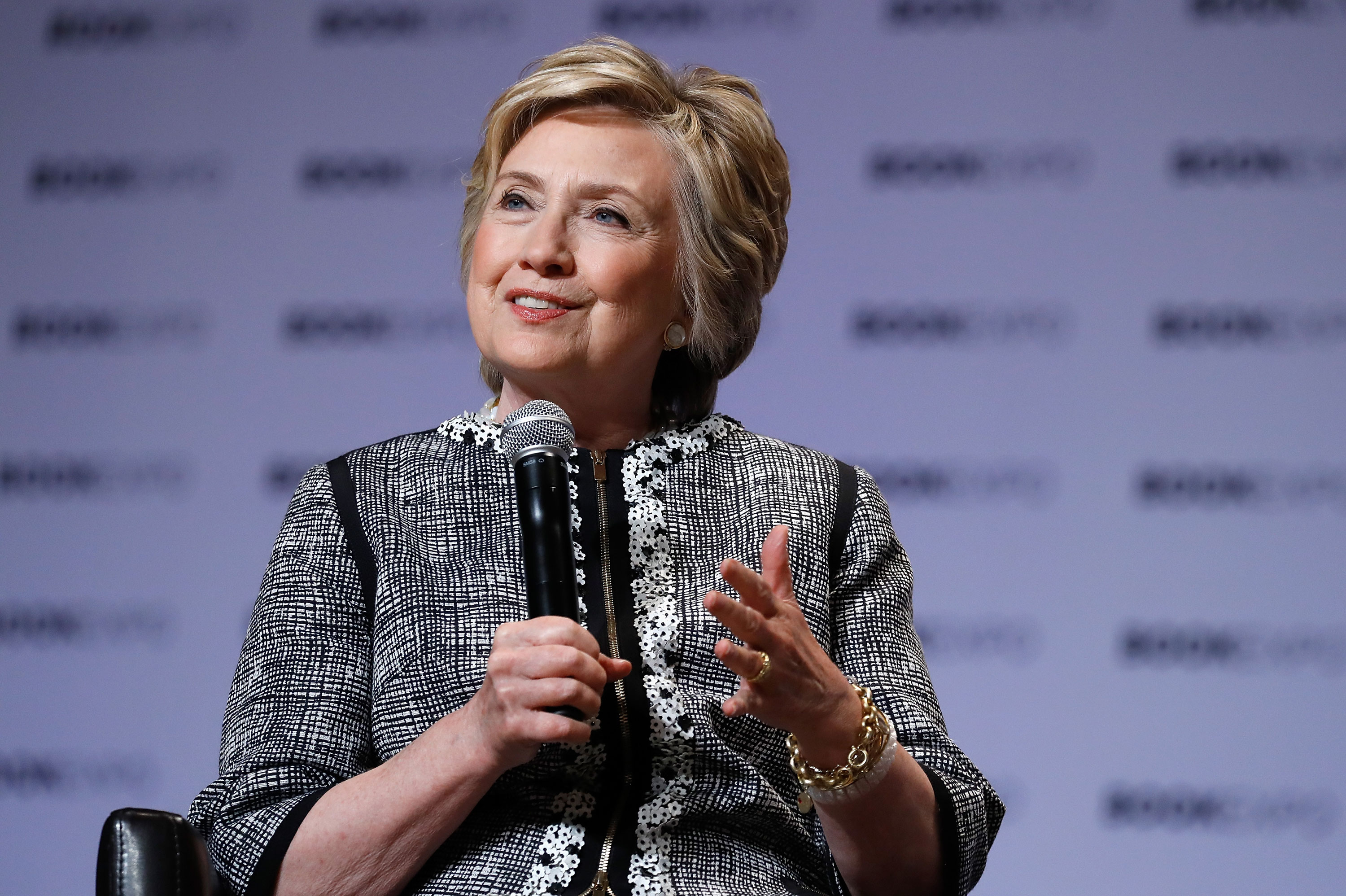 Bookexpo 2017  An Evening With Hillary Rodham Clinton