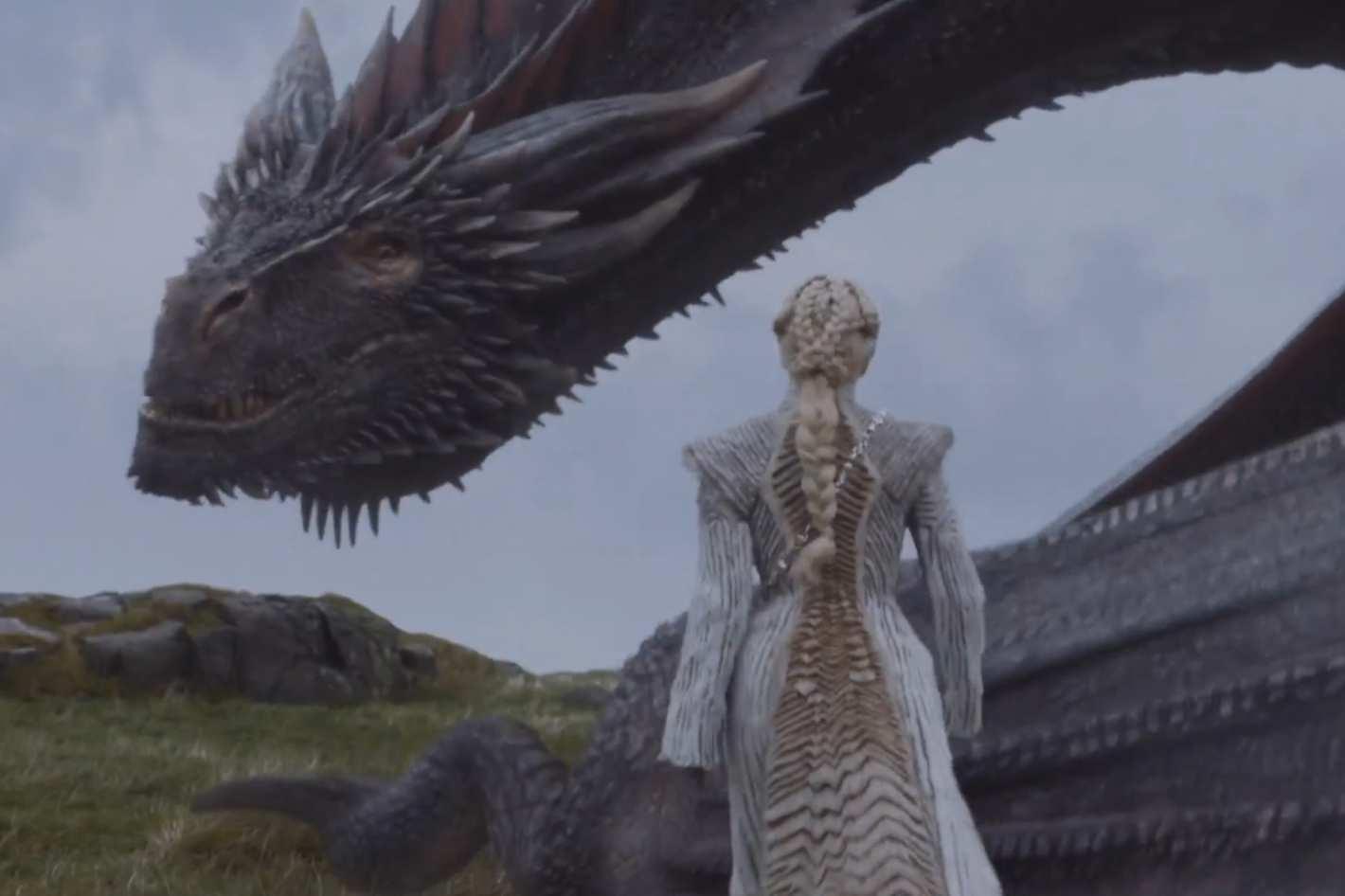 Beautiful  uGame of Thrones u An Ode to Dany Targaryen us Amazing Coat