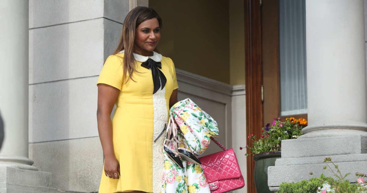 dd410d1453 The Mindy Project: The Signature Looks and Fashion of Mindy