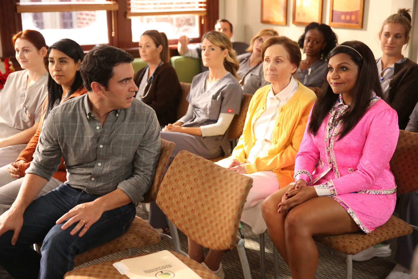 bd2cefd2bb0 The Mindy Project  The Signature Looks and Fashion of Mindy