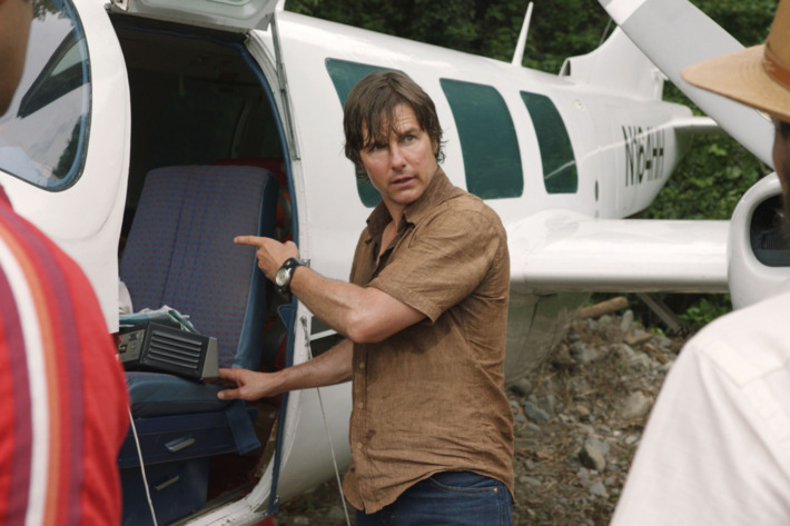Tom Cruise In American Made Photo Universal Studios