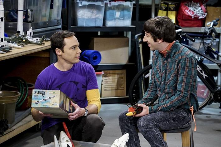 Photo: Monty Brinton/CBS. The Big Bang Theory