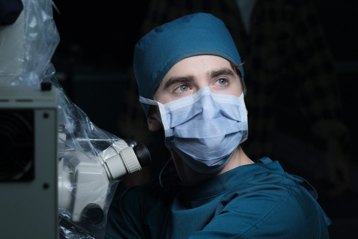 the good doctor - photo #30