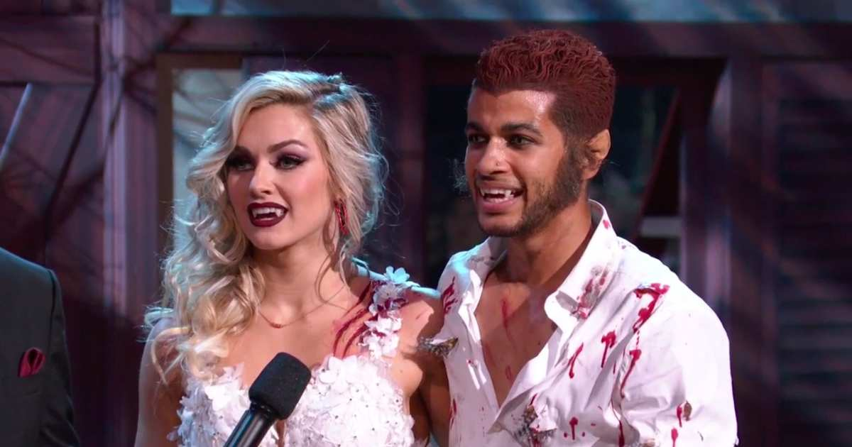 Who is max hookup on dancing with the stars