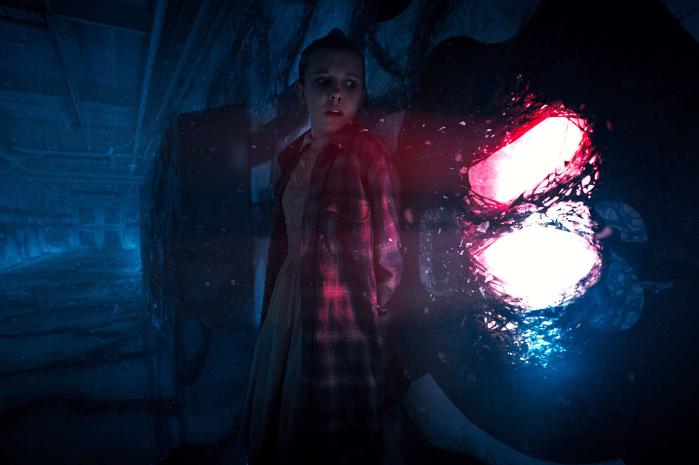 Stranger Things 2: The Season's Visual Effects, Explained