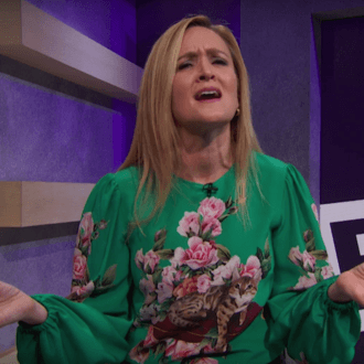 samantha bee on women in comedy