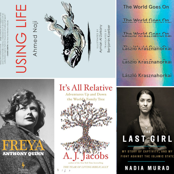 7 Books You Need to Read This November