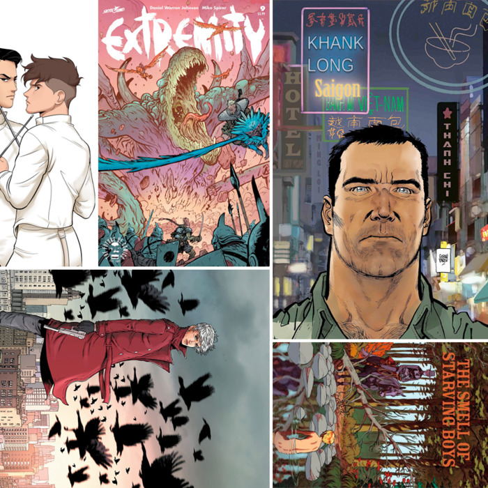 The 8 Best Comics To Read In December