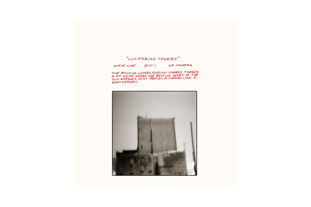 Luciferian Towers by Godspeed You! Black Emperor Vinyl