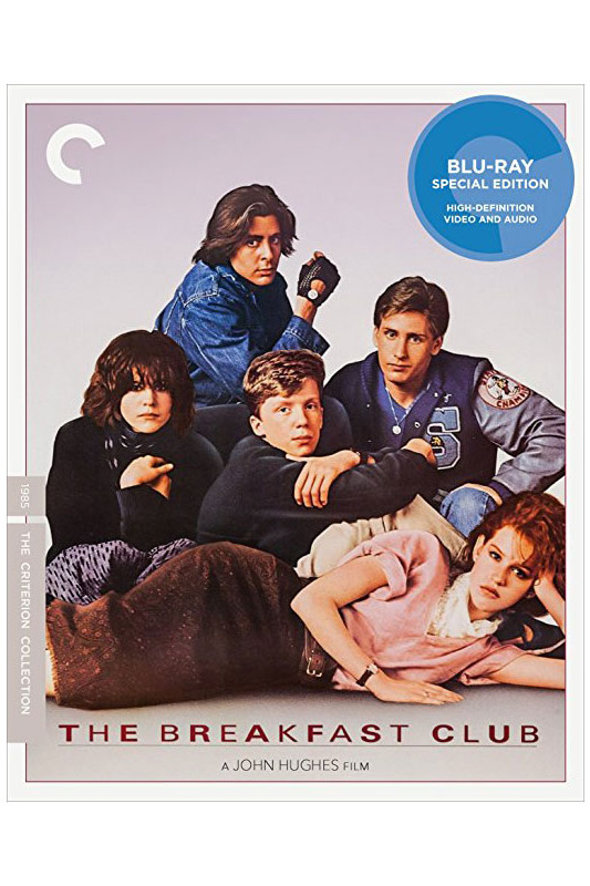 The Breakfast Club Criterion Collection Edition