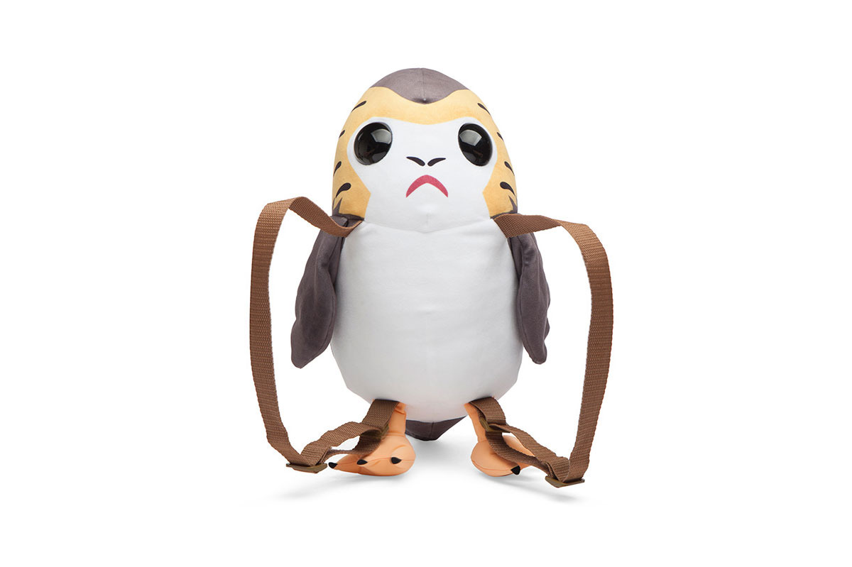 Porg backpack