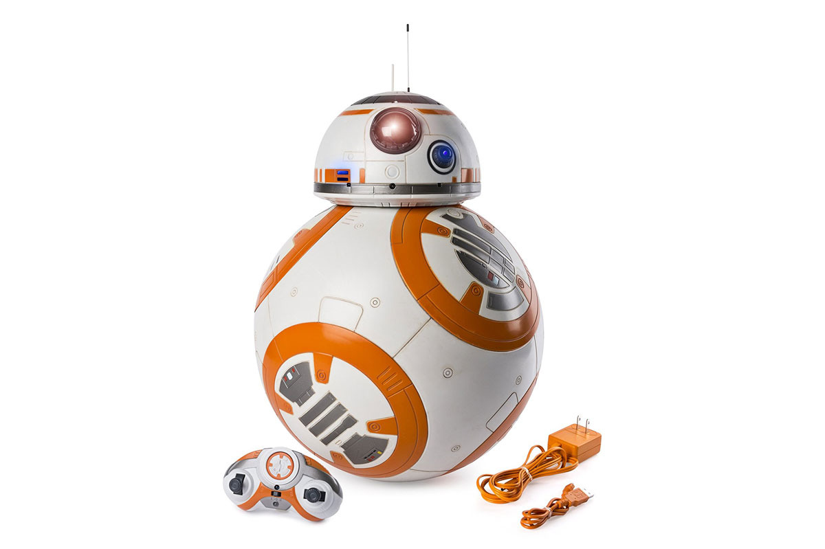 Hero Droid BB-8 - Fully Interactive Droid