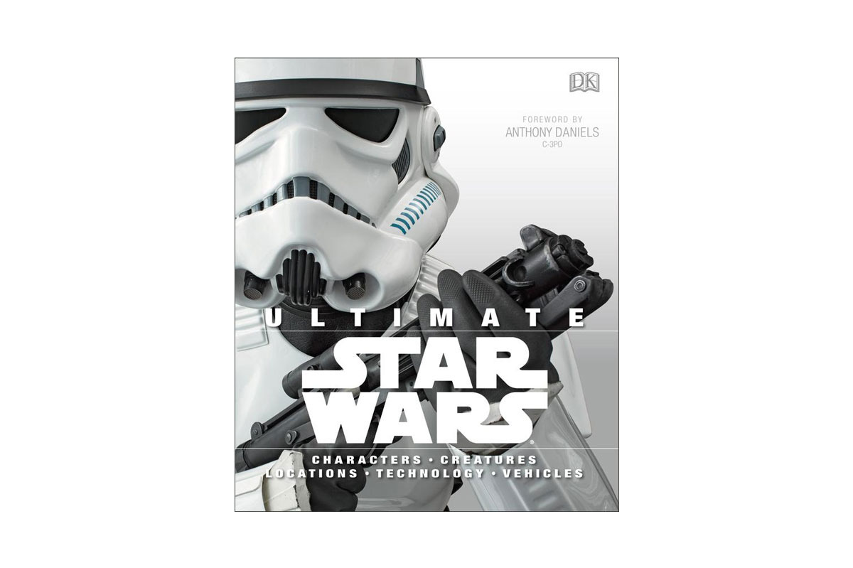 Ultimate Star Wars (Hardcover) by Patricia Barr