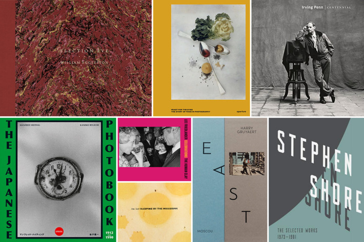 The Best Photography Books of 2017