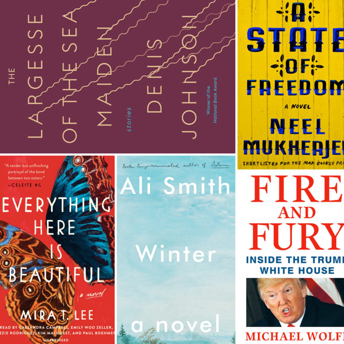 8 New Books You Need To Read In January 2018