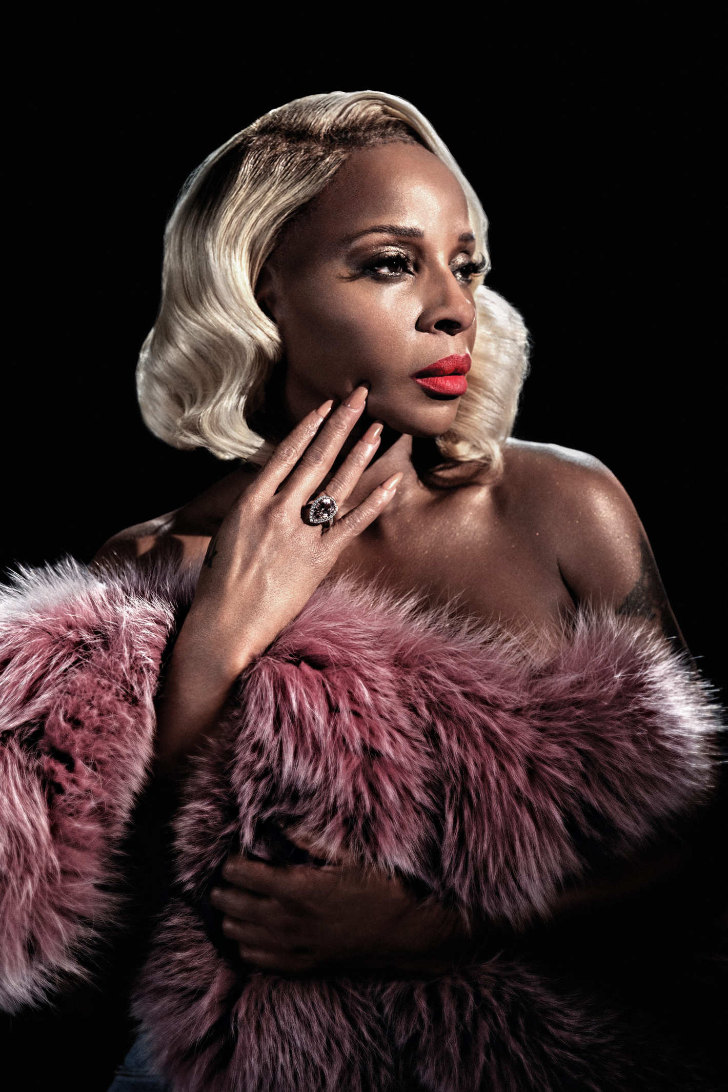 c50ade42 Mary J. Blige on 'Mudbound' and Her Oscar Nominations