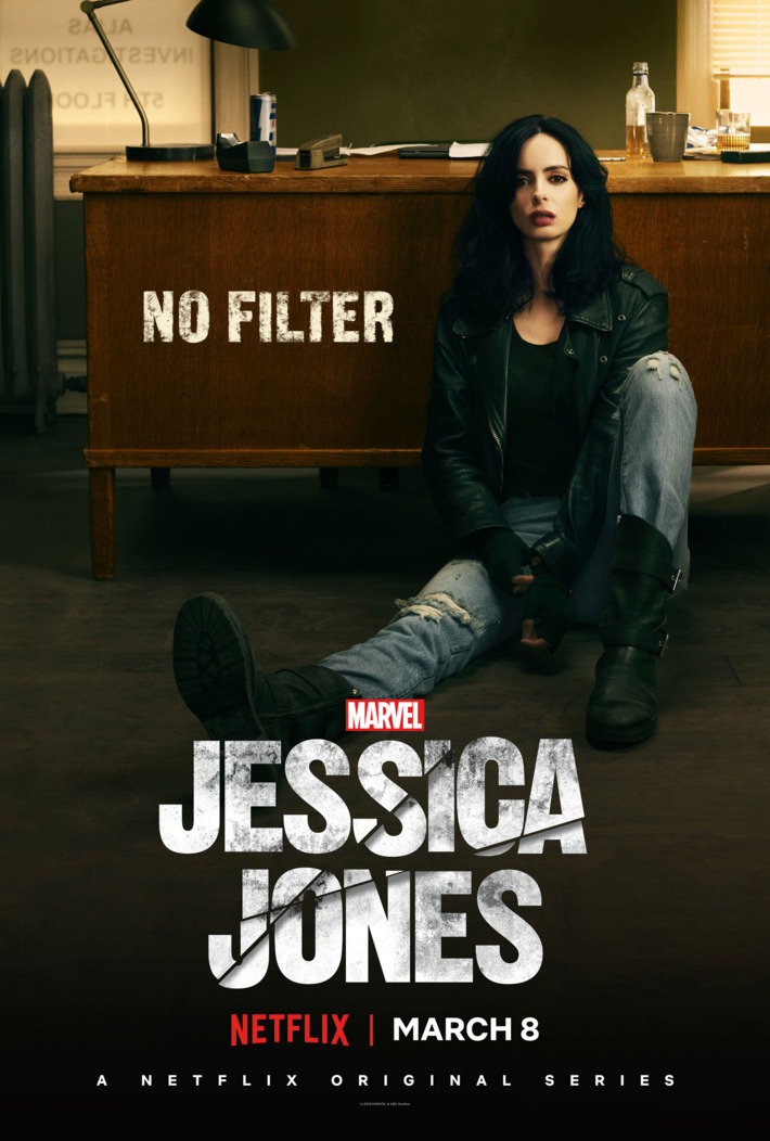 Marvels Jessica Jones Season Two Trailer Is Here