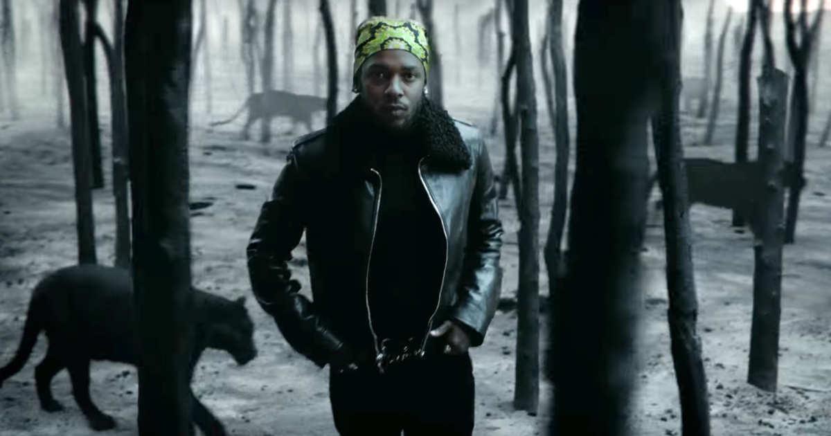 kendrick lamar new black panther album download