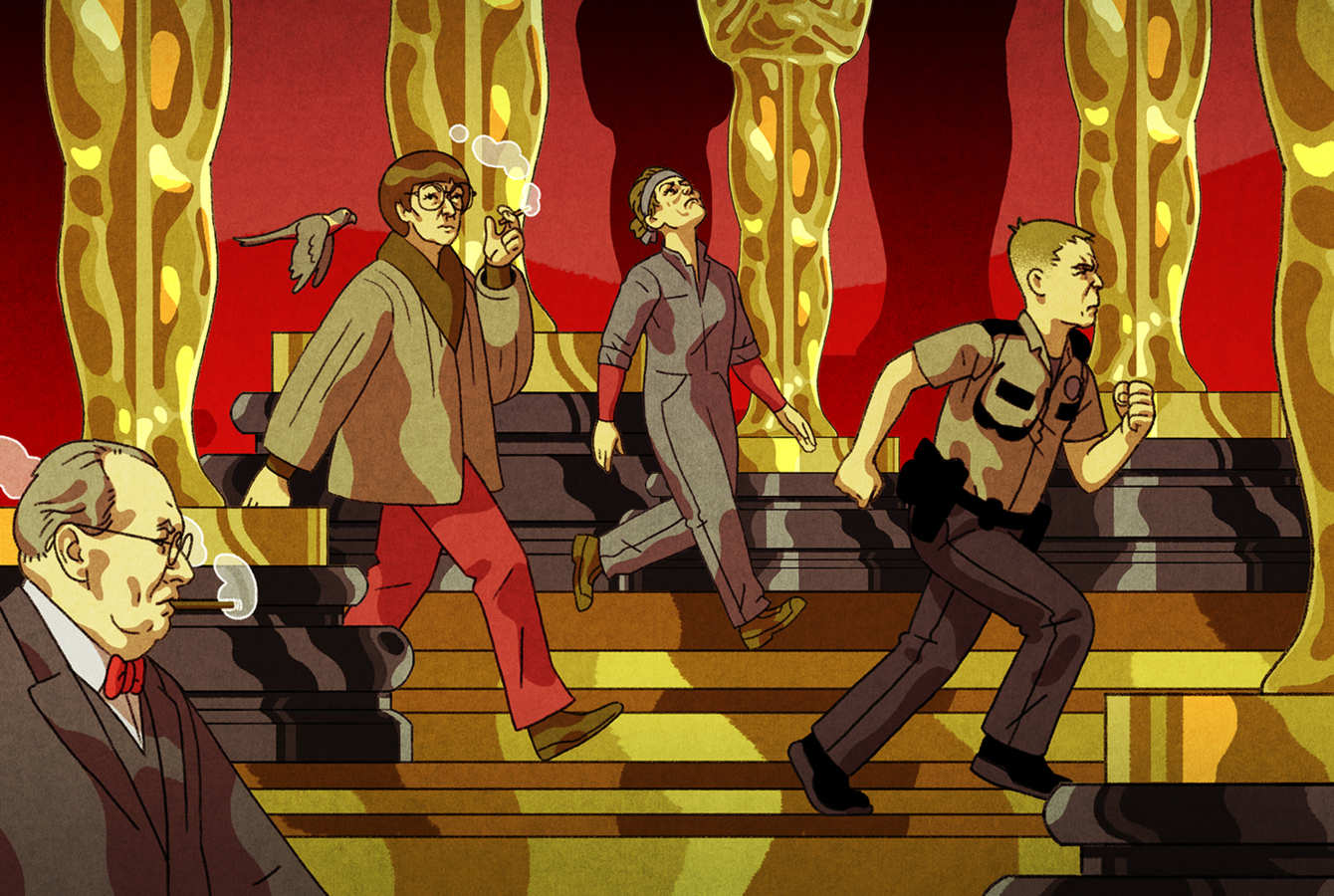 In the Top 8 Oscar Races, What Are the Newest Voters Choosing?