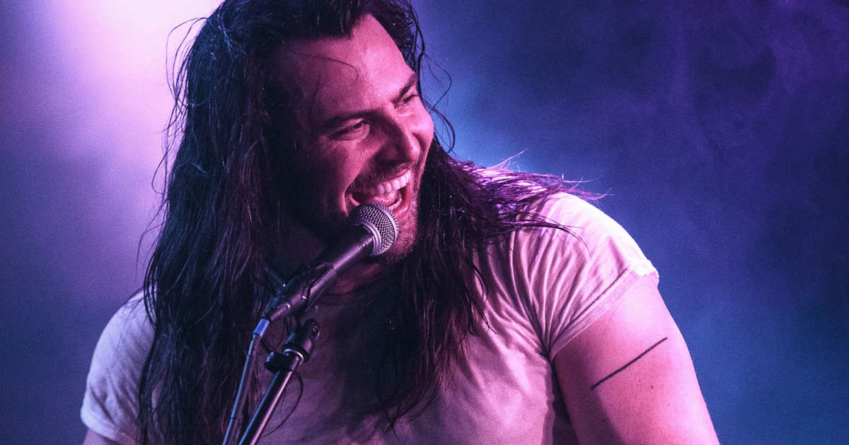 Andrew W.K. Finds a New Way to Party on You're Not Alone
